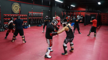 Permalink to: Boxing and Kickboxing