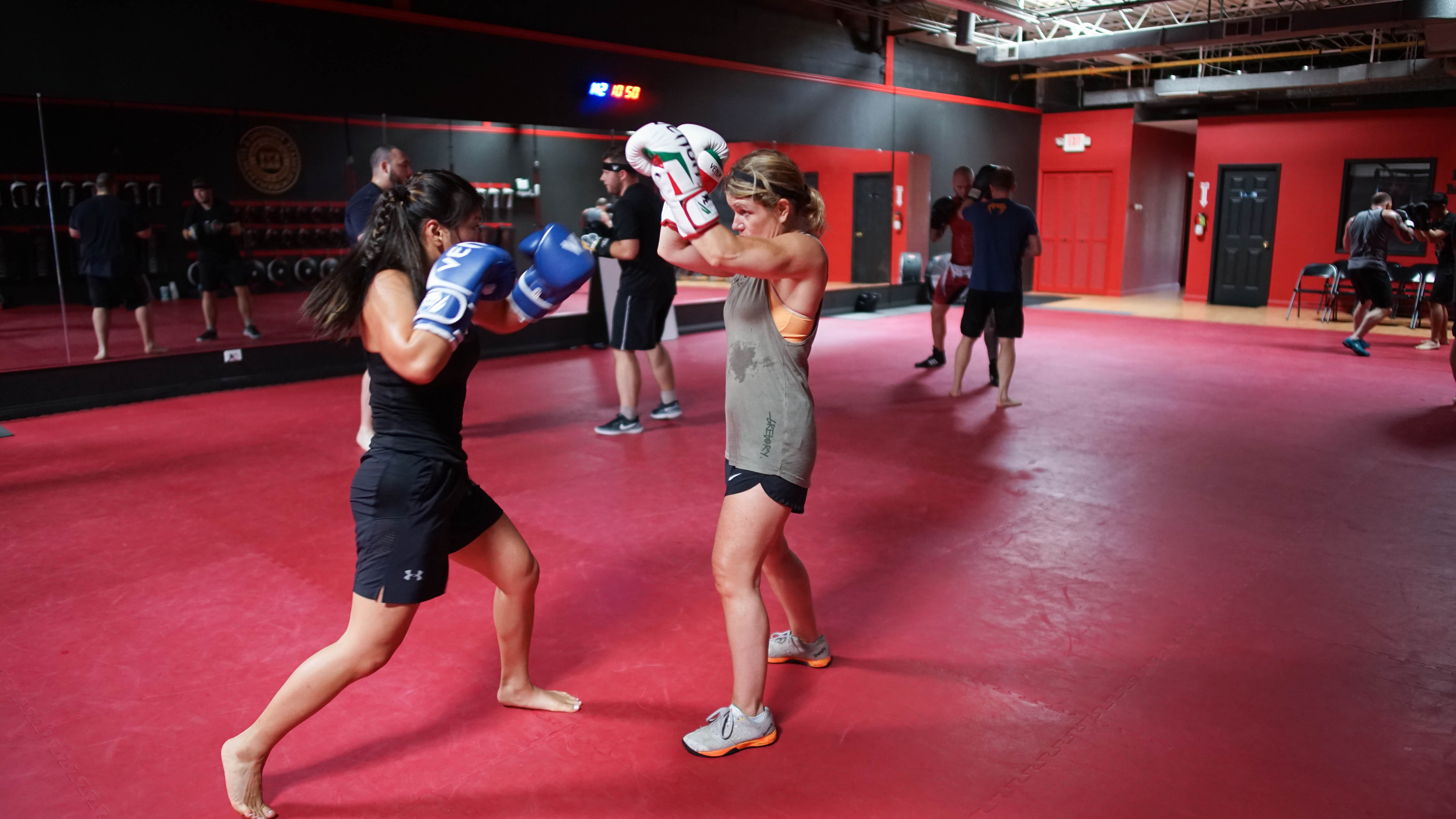 Boxing and Kickboxing – Ultimate Fighting & Fitness Academy